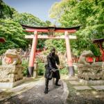 Kyoto Ninja Run Tech Princess