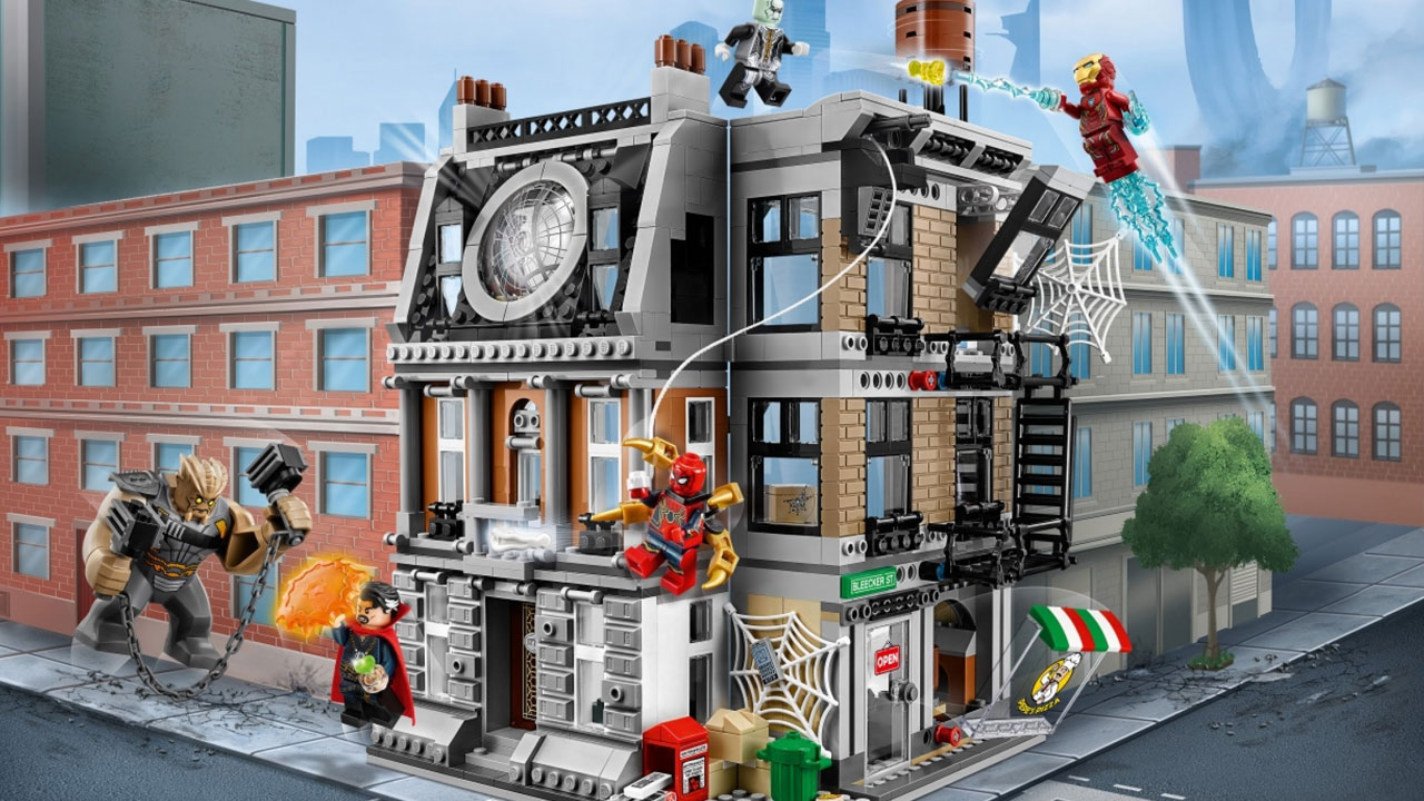 LEGO Avengers Infinity War: disponibili i nuovi set Marvel Super Heroes thumbnail