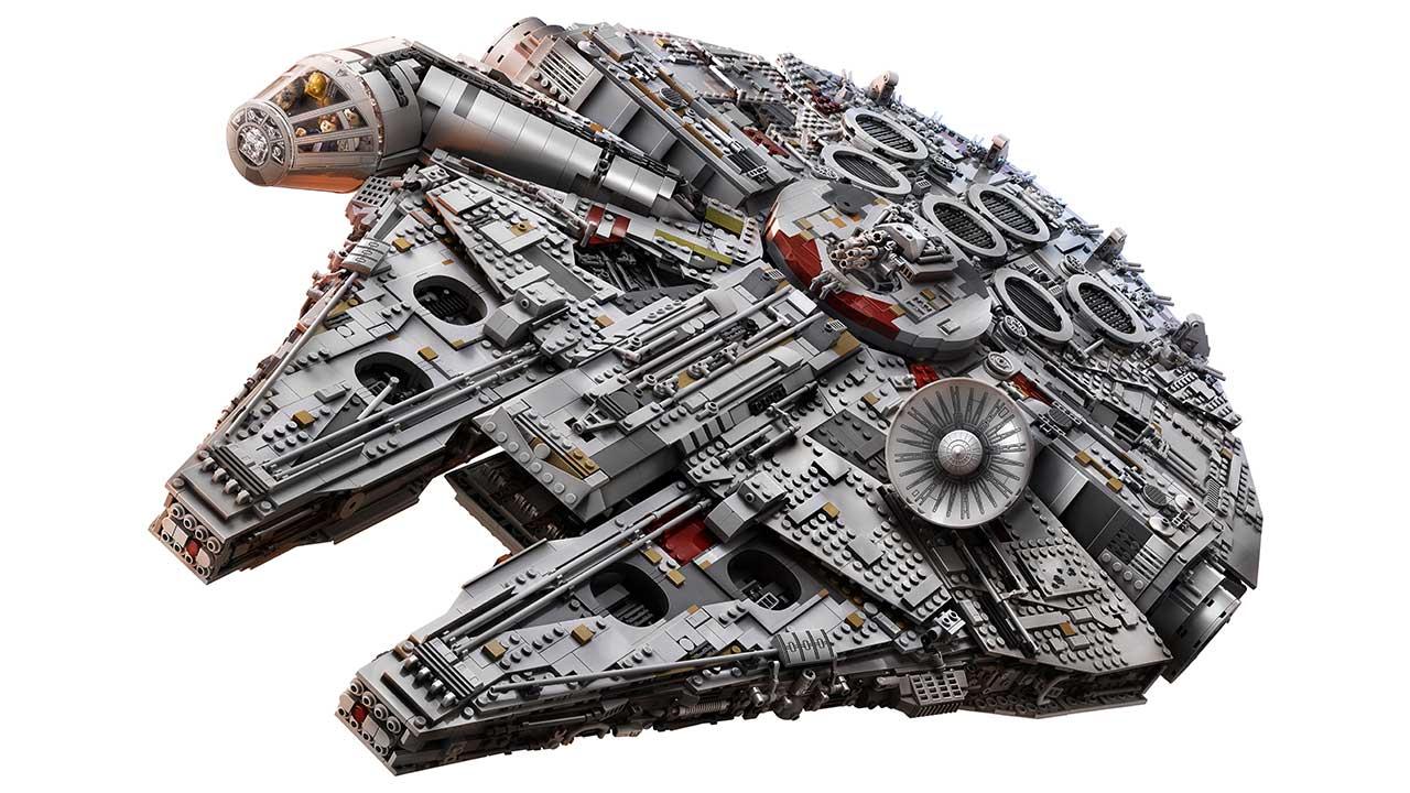 LEGO: ecco i set dedicati a Star Wars: Episodio VIII – Gli ultimi Jedi thumbnail