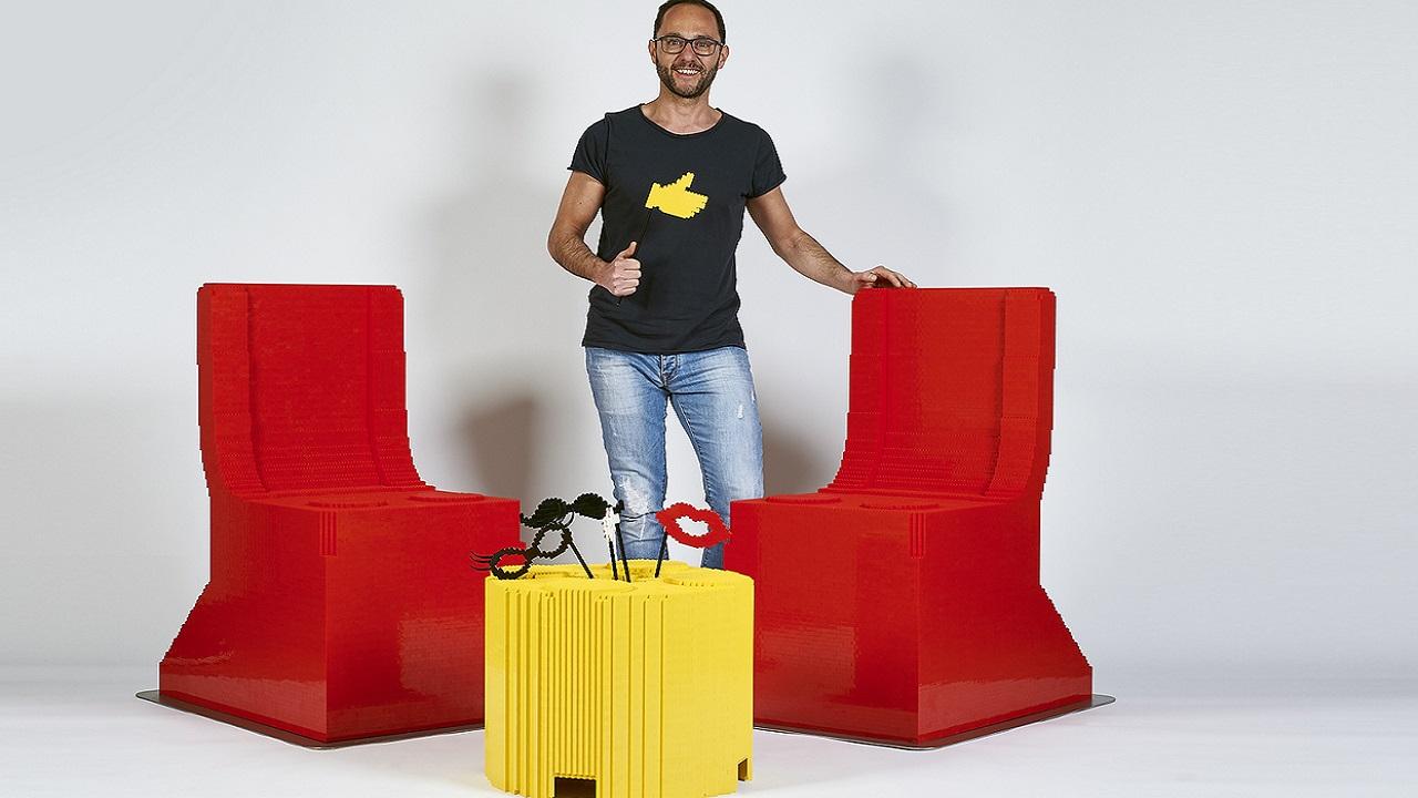Fuorisalone: protagonisti anche 30.000 mattoncini LEGO thumbnail
