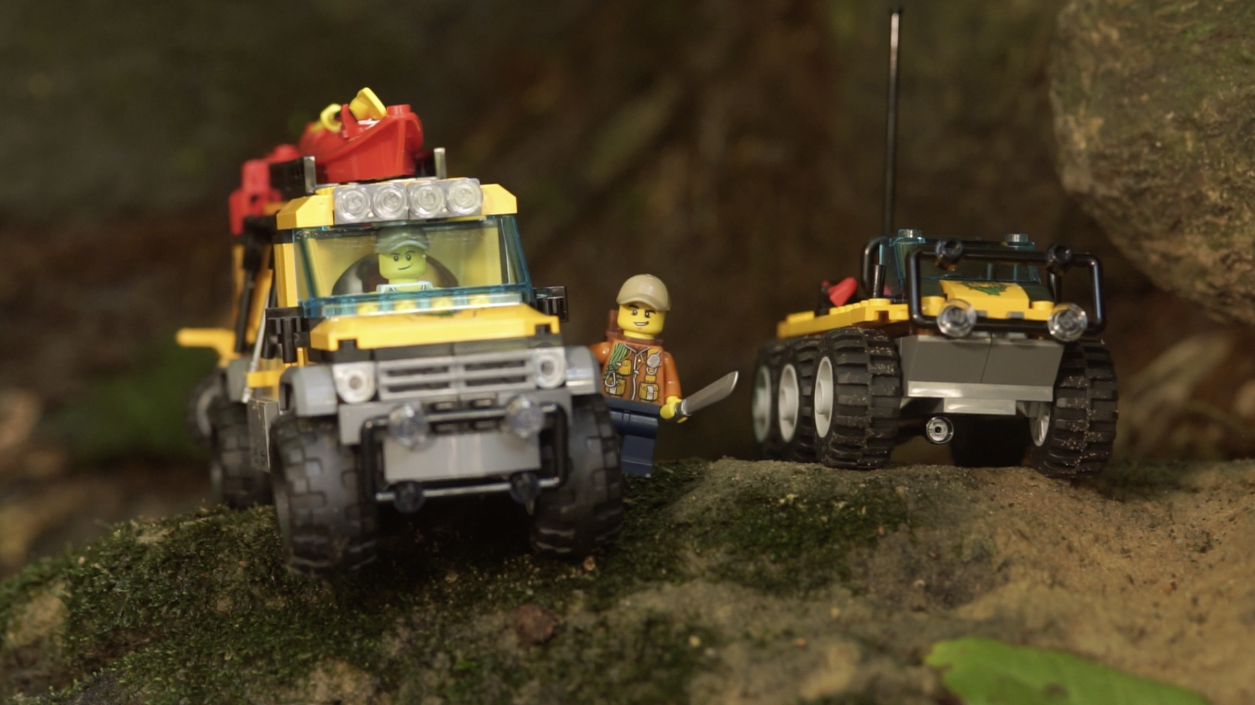 LEGO City Jungle: nuovi LEGO set per veri esploratori thumbnail