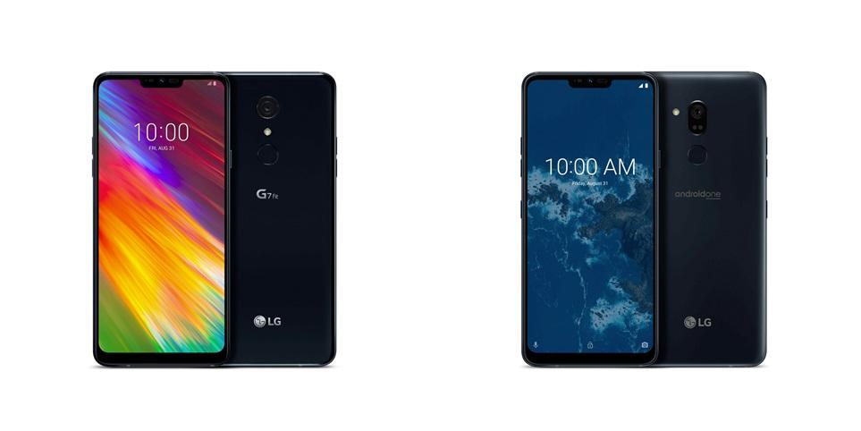 LG G7 One e G7 Fit, due nuovi smartphone per la fascia medio-alta | IFA 2018 thumbnail