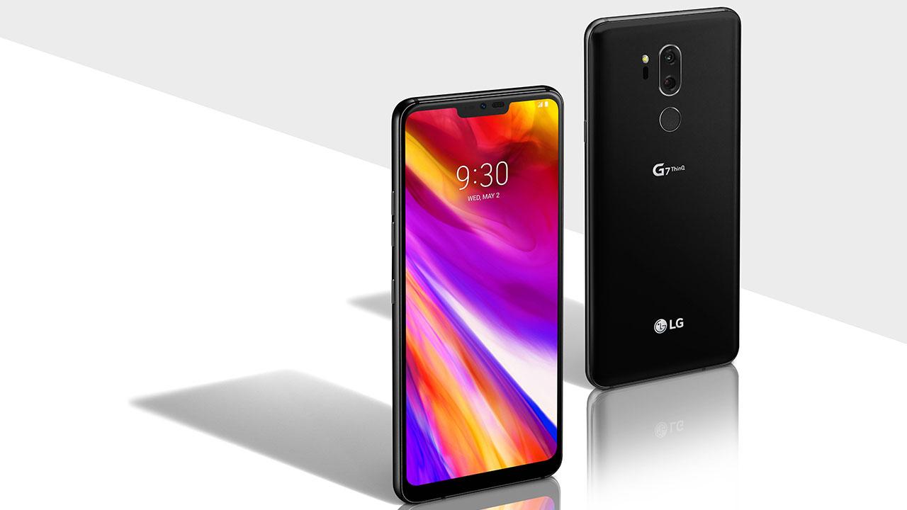 LG G7 ThinQ è ufficiale: caratteristiche, prezzo e disponibilità thumbnail