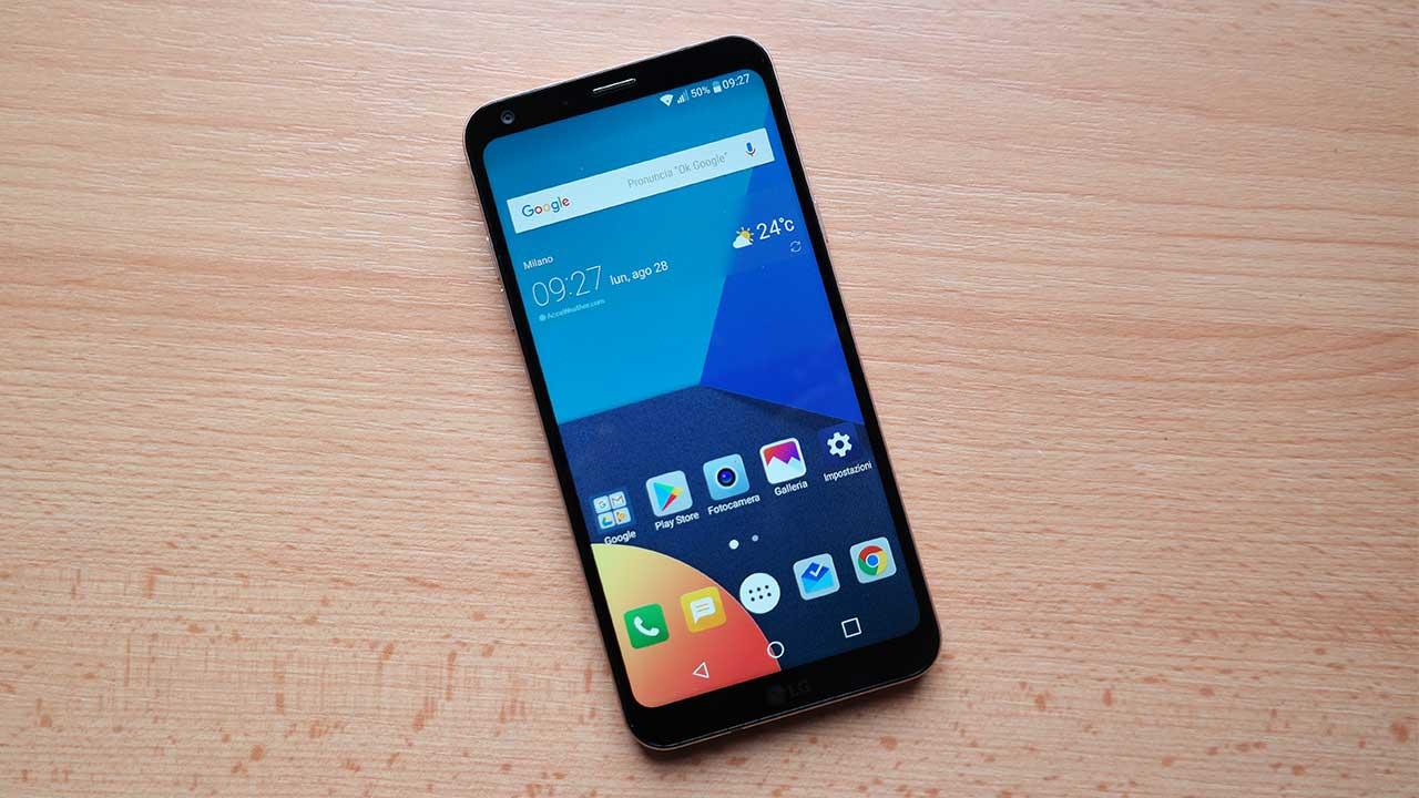 [Recensione] LG Q6: il display FullVision alla conquista della fascia media thumbnail