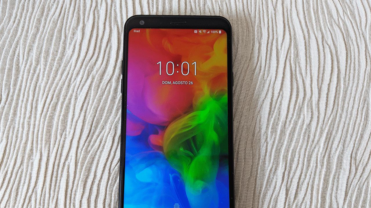 Recensione LG Q7: elegante, ergonomico ma poco performante thumbnail