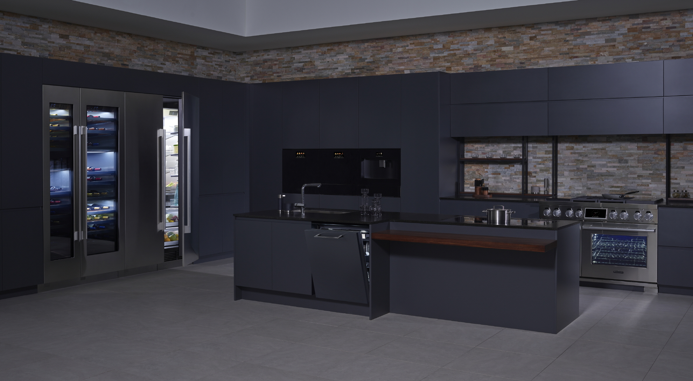 LG presenterà la soluzione Signature Kitchen Suite | IFA 2018 thumbnail