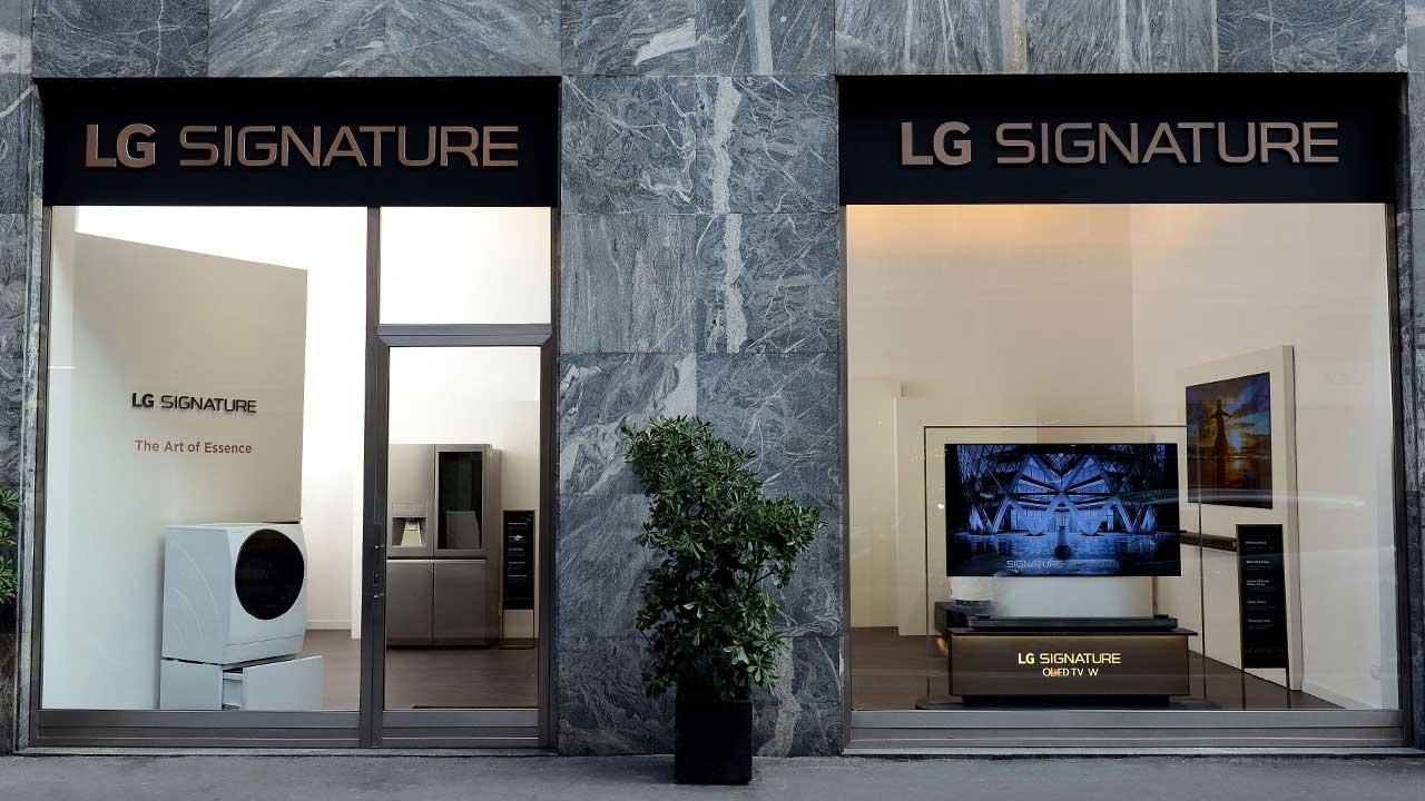 Arriva a Milano il Flagship Store LG Signature thumbnail