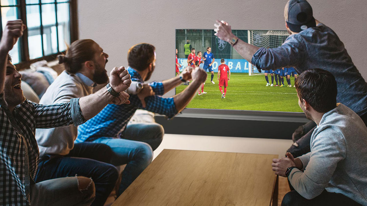 LG celebra i Mondiali 2018 con le TV della serie SK7900 e UK6100 thumbnail