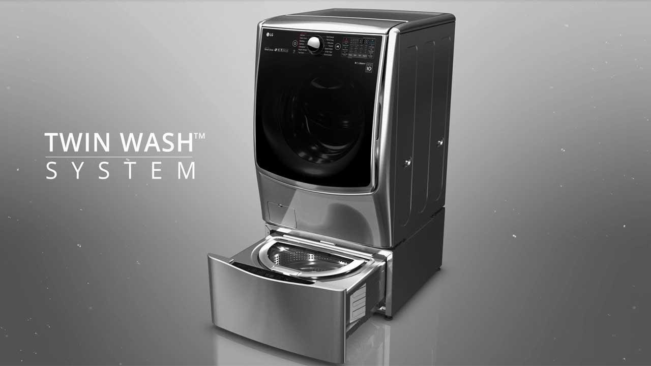 LG e Unieuro insieme per il lancio delle lavatrici TWINWash thumbnail