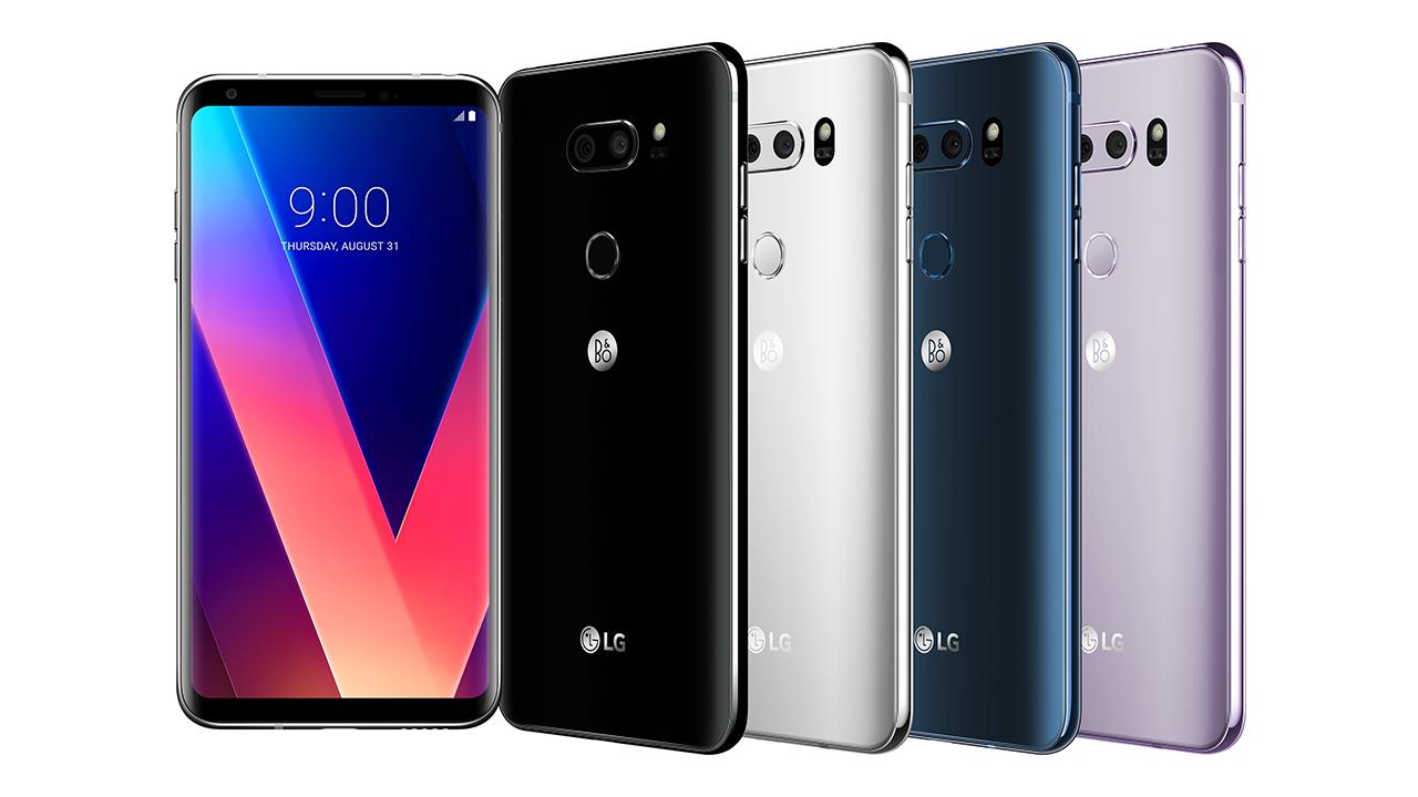 [IFA 2017] Tutto quello che dovete sapere sul nuovo LG V30 thumbnail