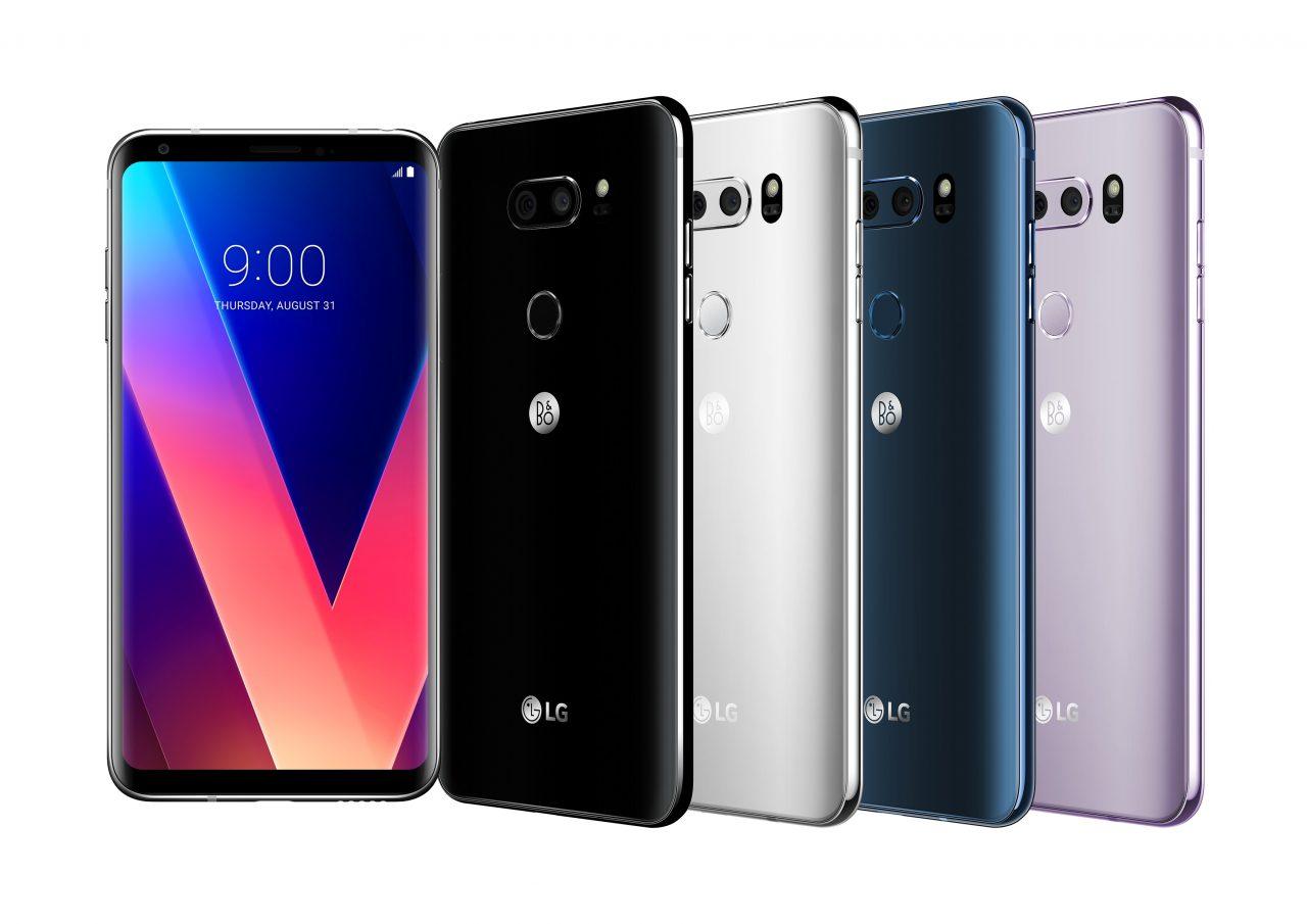 LG V30S: tutto quello che c'è da sapere sul phablet dotato di Intelligenza Artificiale thumbnail