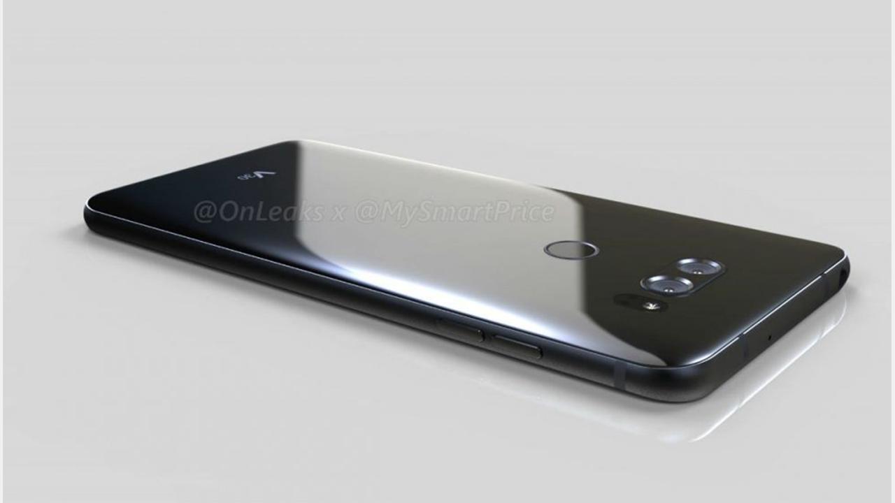 LG presenterà il nuovo LG V30 a fine agosto thumbnail