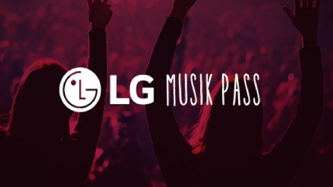 Torna il contest LG MusikPass: emozioni e musica live thumbnail