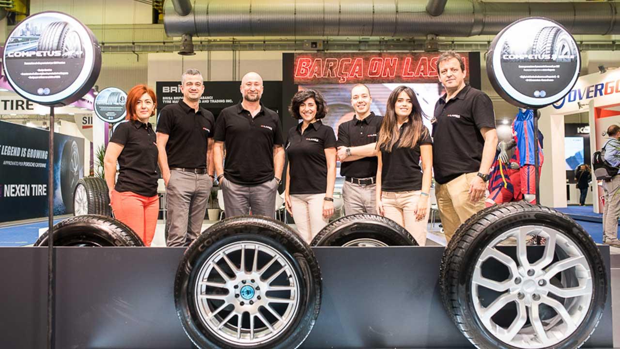 Lassa: alla Fiera Autopromotec di Bologna con la nuova serie Driveways thumbnail