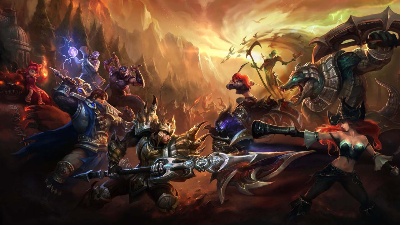 Twitch Prime regala quattro mesi di loot di League of Legends thumbnail