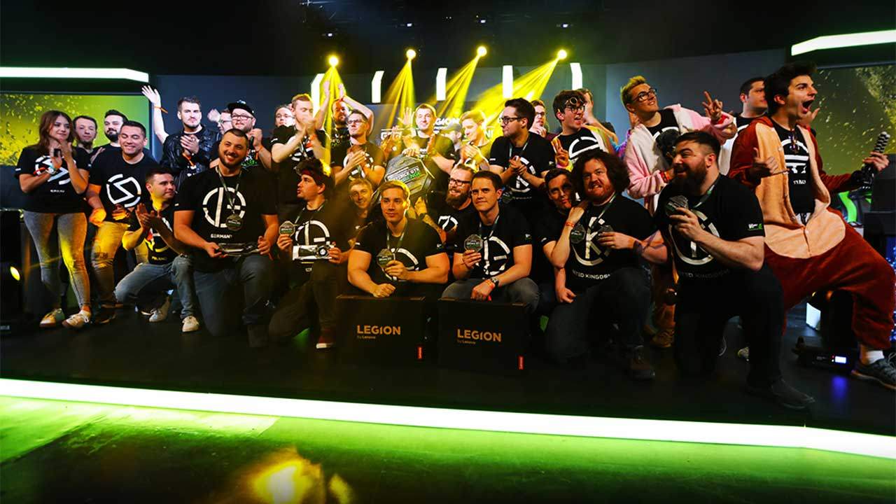 Lenovo Legion GeForce Challenge: la vittoria va alla Germania thumbnail