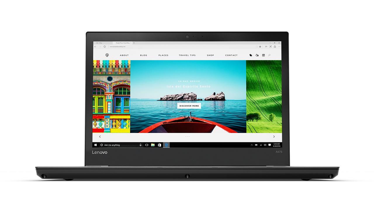 Lenovo annuncia la nuova serie ThinkPad A con AMD Pro thumbnail
