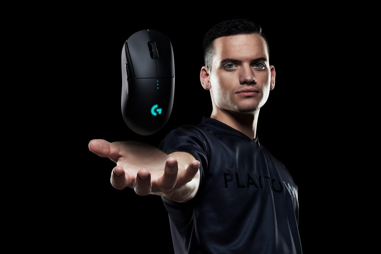 Logitech G: presentato il nuovo mouse Gaming PRO Wireless thumbnail