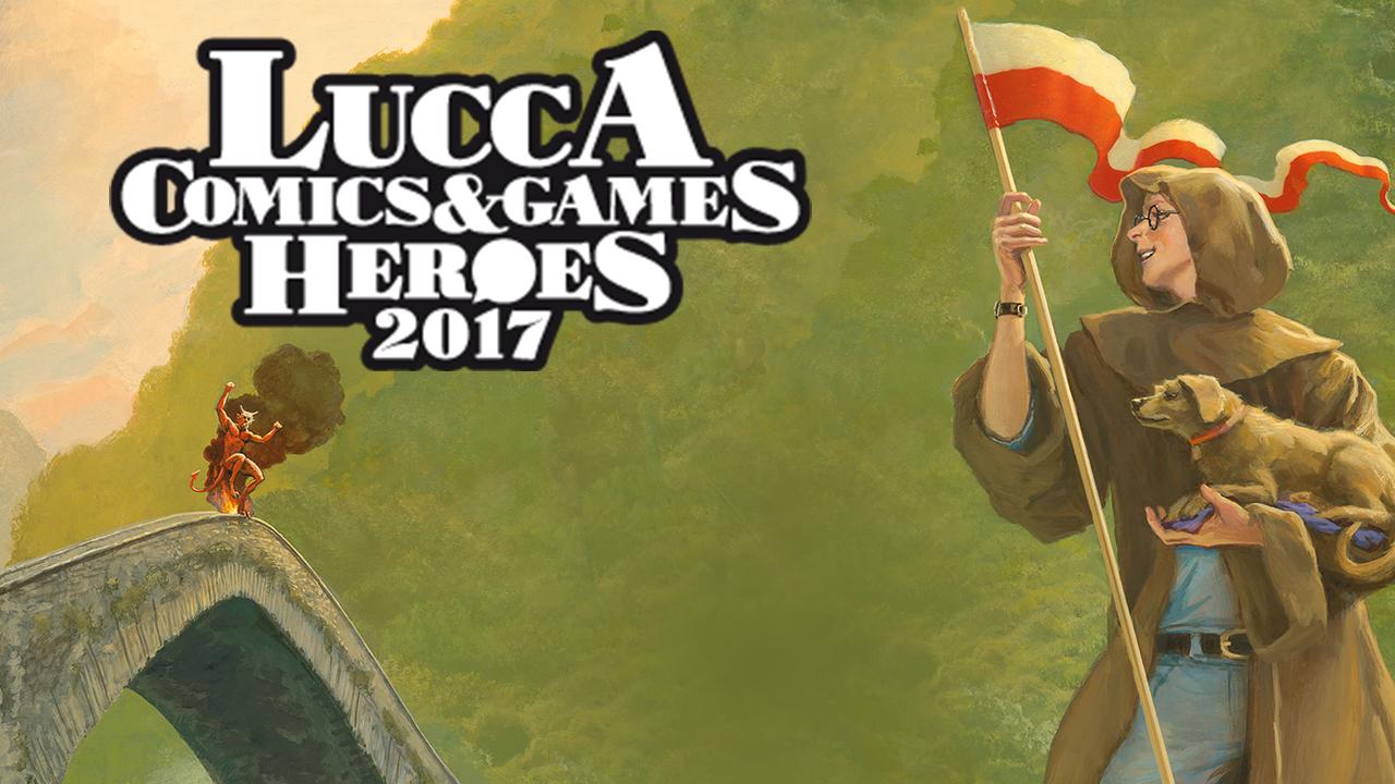 Lucca Comics & Games 2017: vengono inagurate oggi le mostre di Palazzo Ducale thumbnail