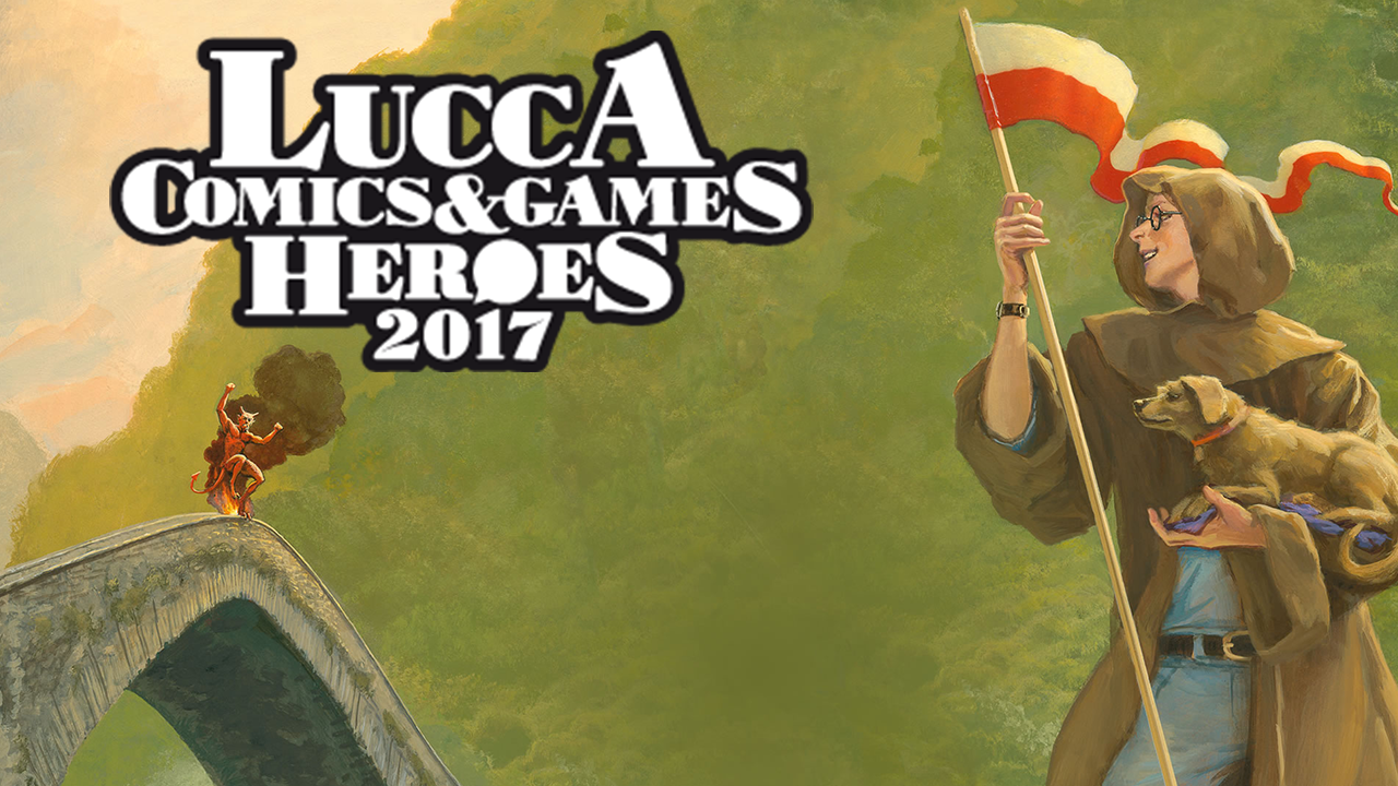 Il videogioco protagonista a Lucca Comics & Games 2017 thumbnail