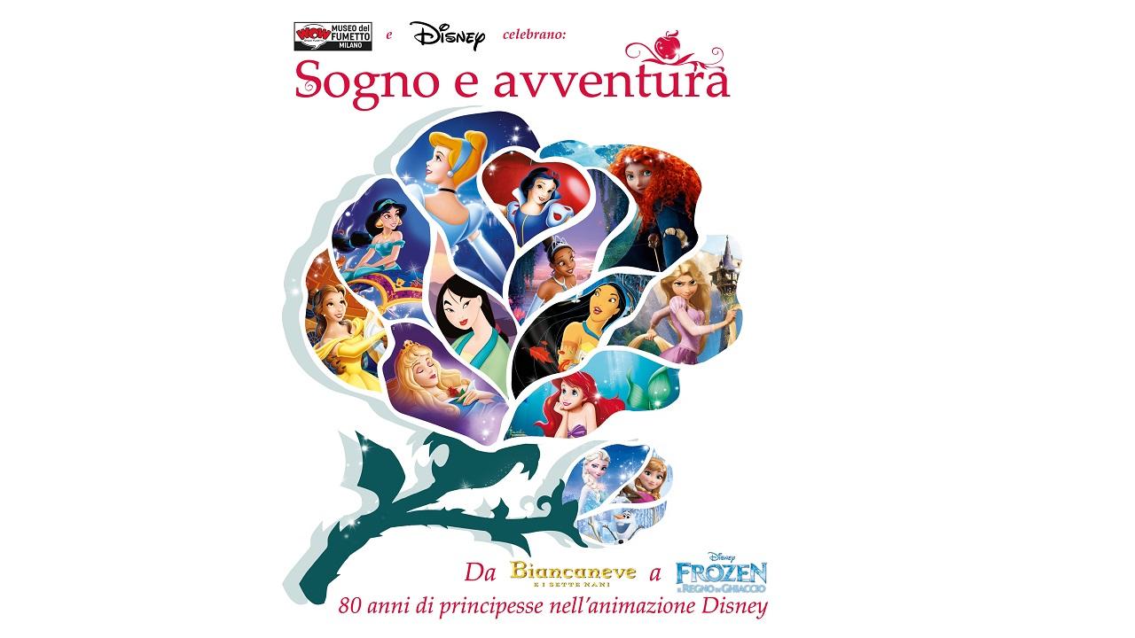 WOW Spazio Fumetto ospita le Principesse Disney thumbnail