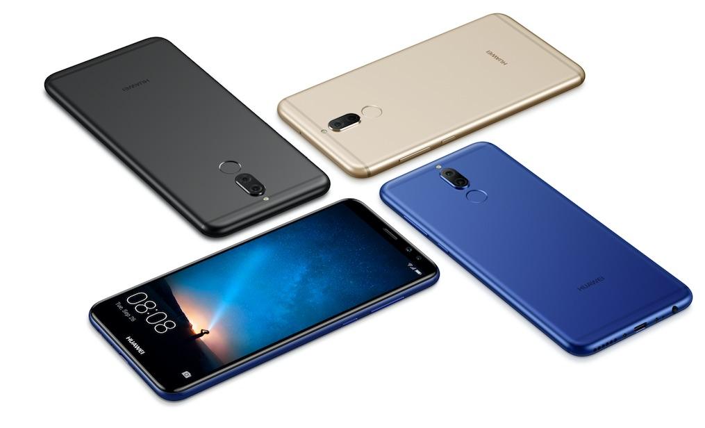 Huawei Mate 10 Lite fa il suo debutto sul mercato italiano thumbnail