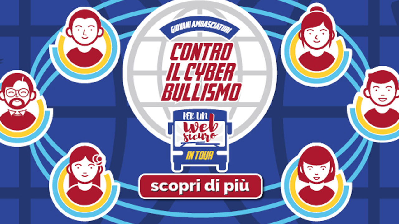 Trend Micro promuove il progetto del MOIGE contro il cyberbullismo thumbnail