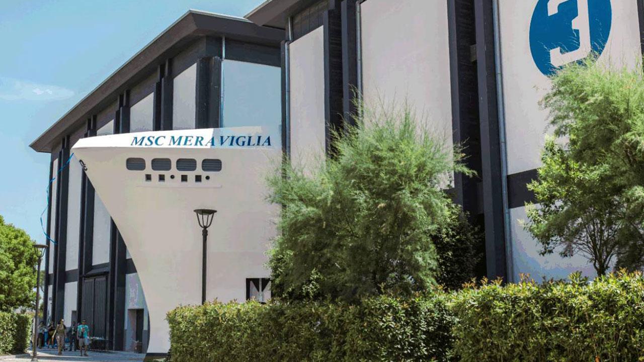 La super-tecnologica MSC Meraviglia sbarca a Cinecittà World thumbnail