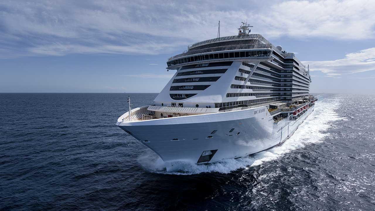 MSC Seaside, la nuova nave da crociera della Compagnia thumbnail