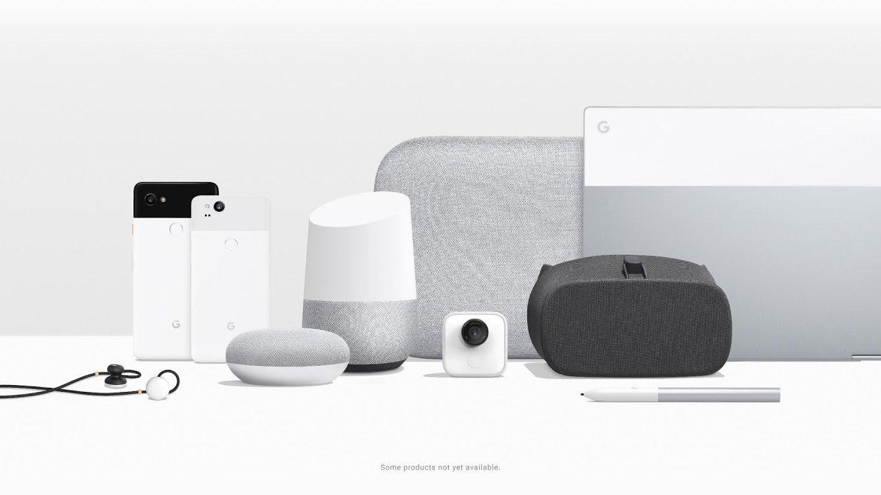 Oltre i Pixel 2: tutti gli altri annunci fatti da Google all'evento del 4 ottobre thumbnail