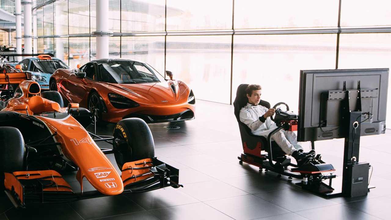McLaren si lancia nell'eSport con la World's Fastest Gamer Competition thumbnail