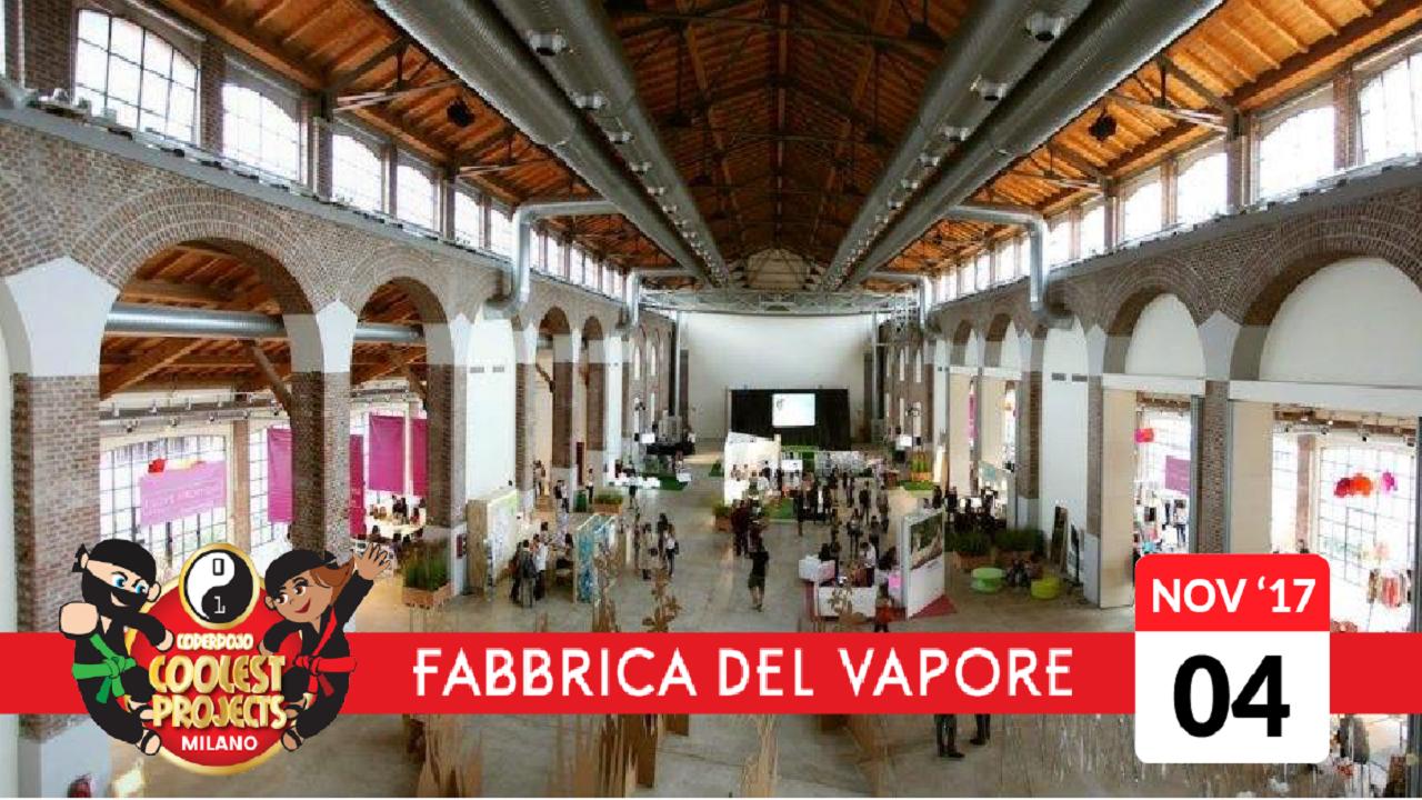 I Coolest Projects arrivano a Milano il 4 novembre thumbnail