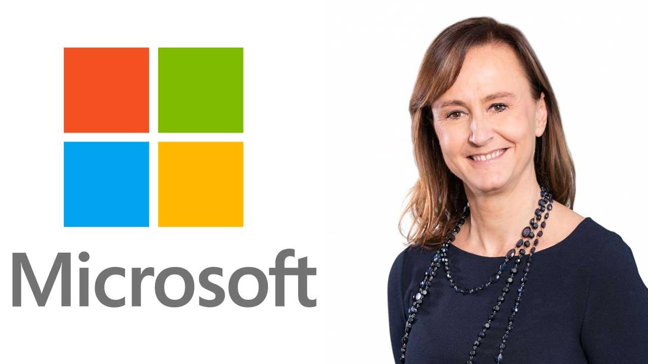 Microsoft: nuovo ruolo per Paola Cavallero thumbnail