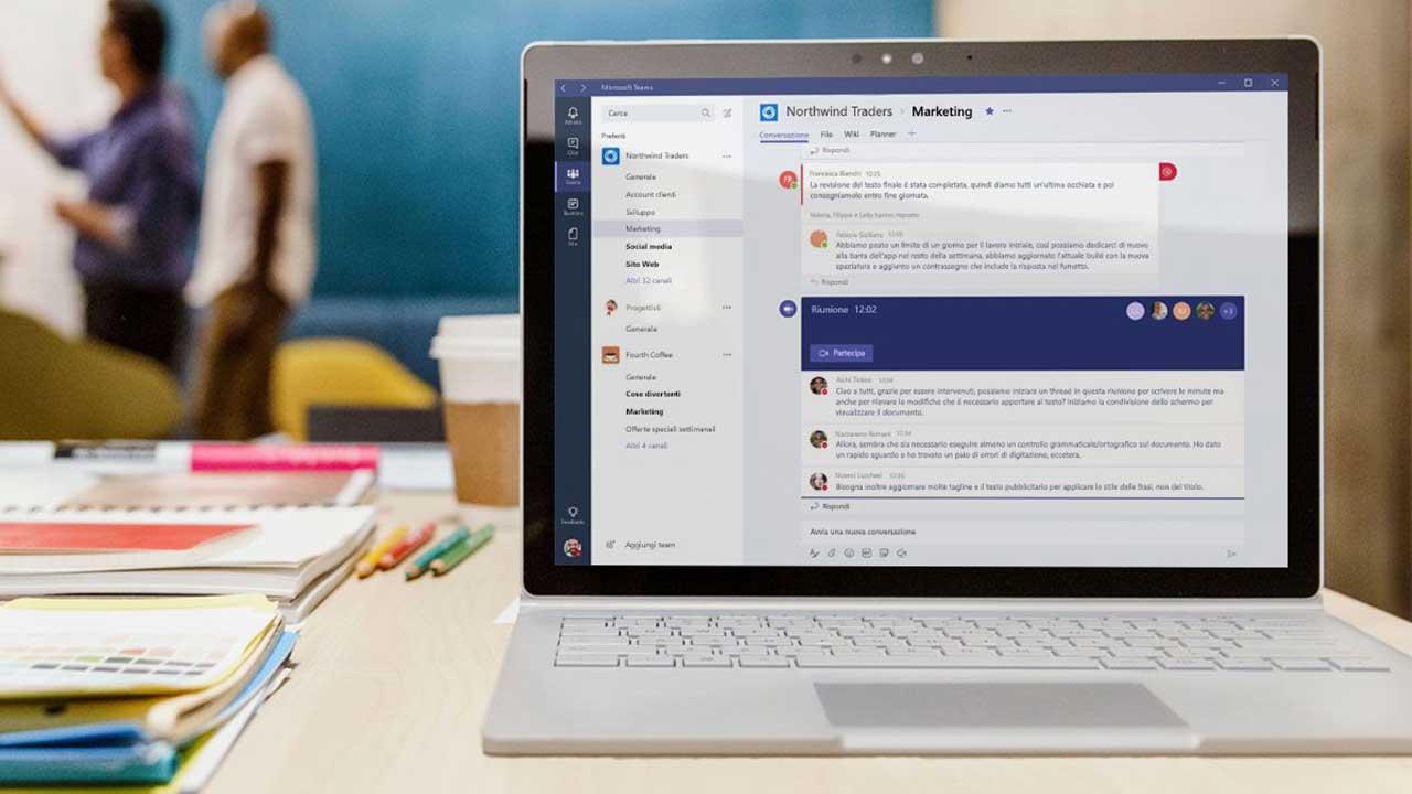 Microsoft Teams: una piattaforma in continua espansione thumbnail
