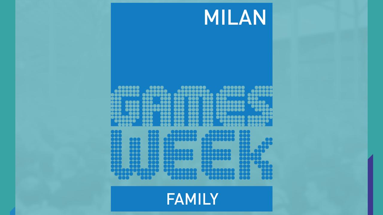 Milan Games Week 2017: ecco le attività dedicate ai bambini thumbnail