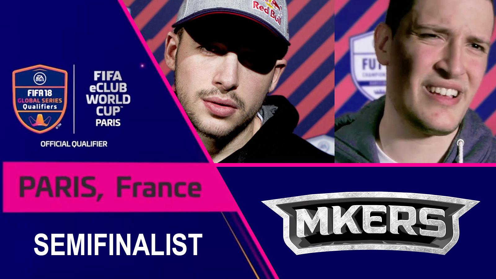 FIFA eClub World Cup, il team italiano Mkers sul podio thumbnail