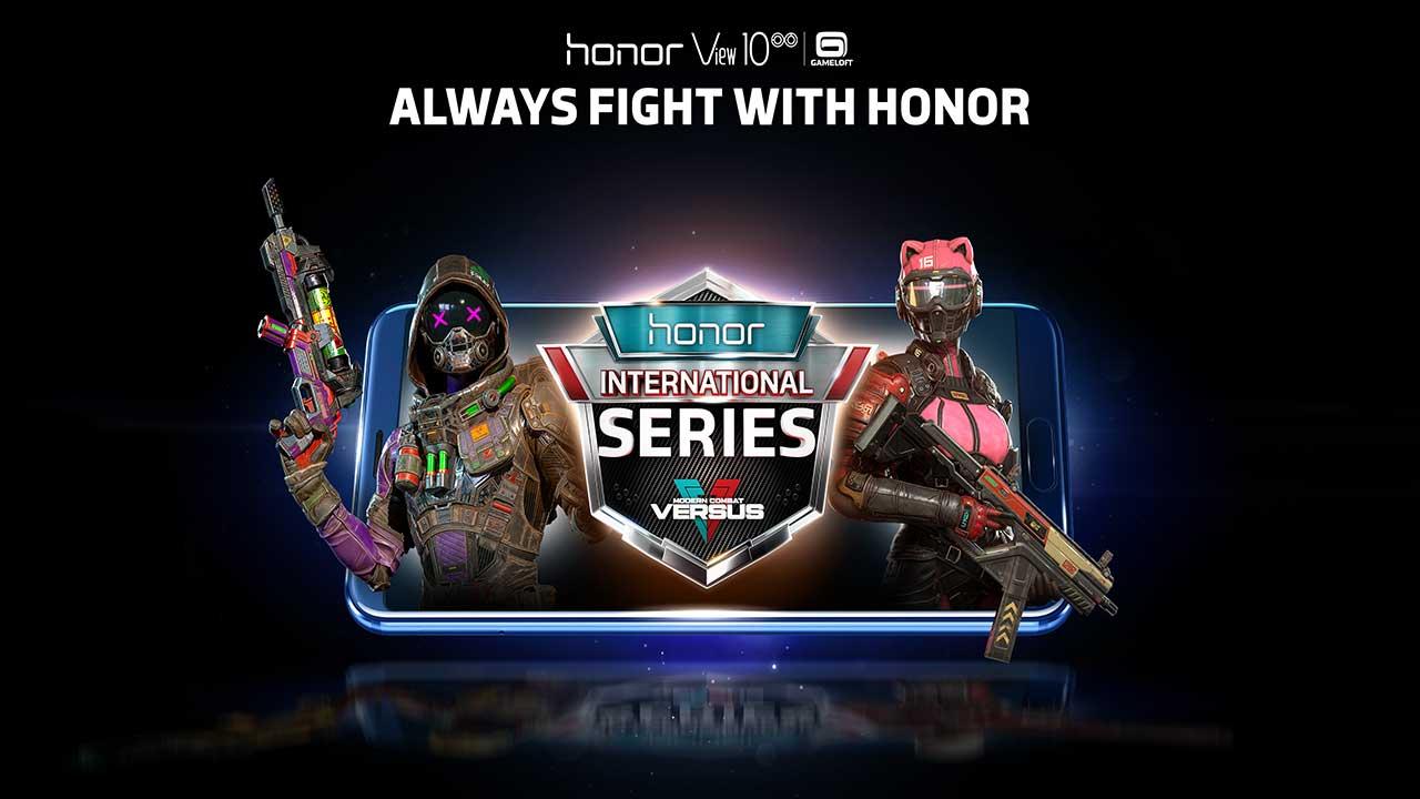 Modern Combat Versus Honor International Series: il Gran Finale si terrà a Parigi thumbnail