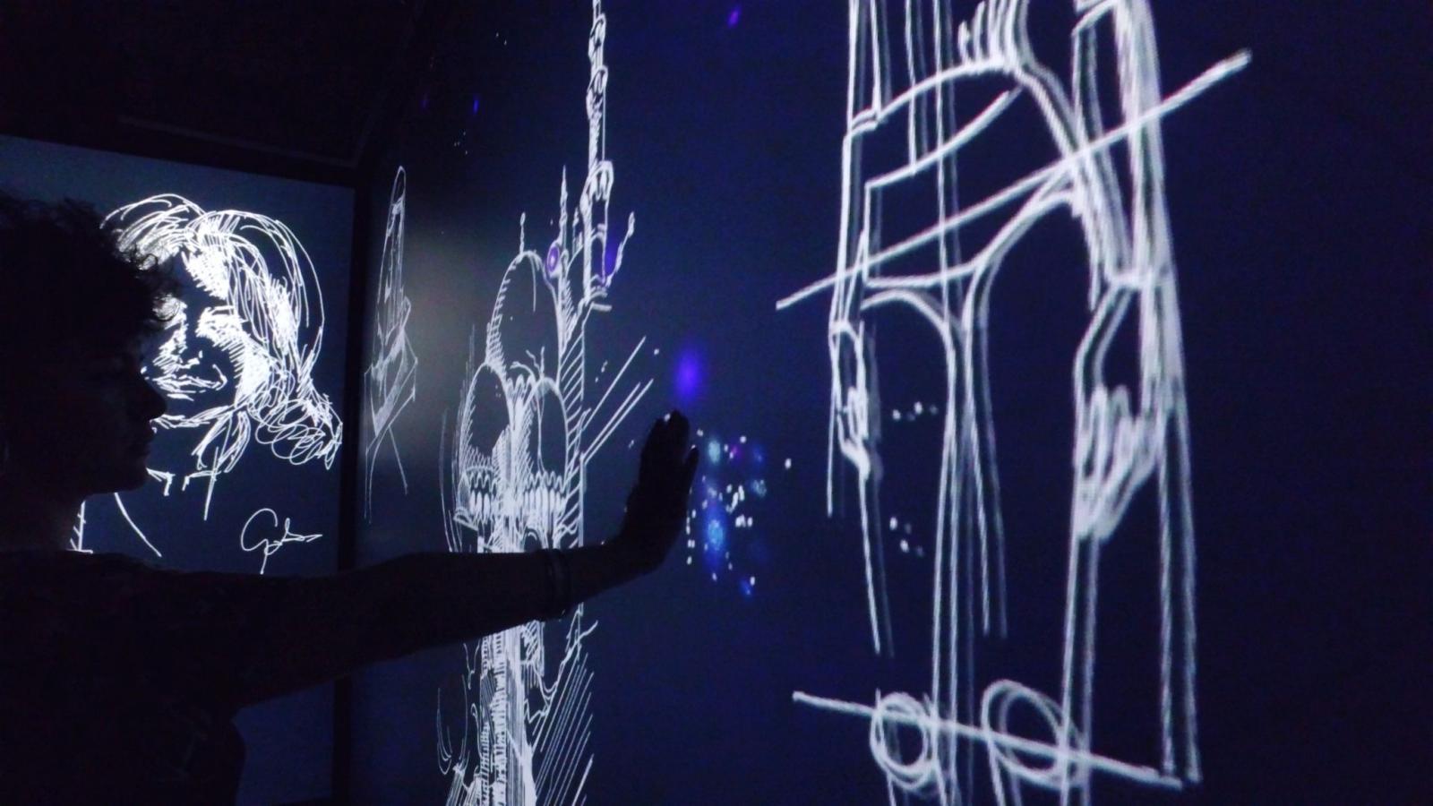 Milano Design Week: l'esperienza immersiva di Moleskine e Souldesigner thumbnail