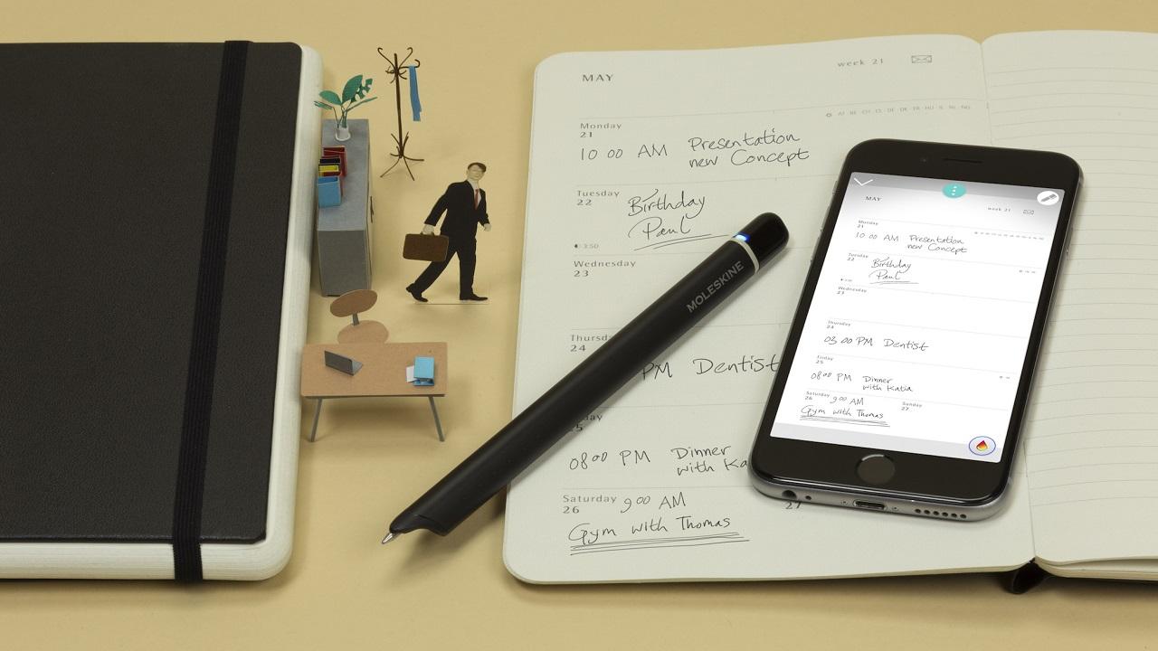 Lo Smart Planner di Moleskine rivoluziona il concetto di agenda: ecco l'unione di carta e digitale thumbnail