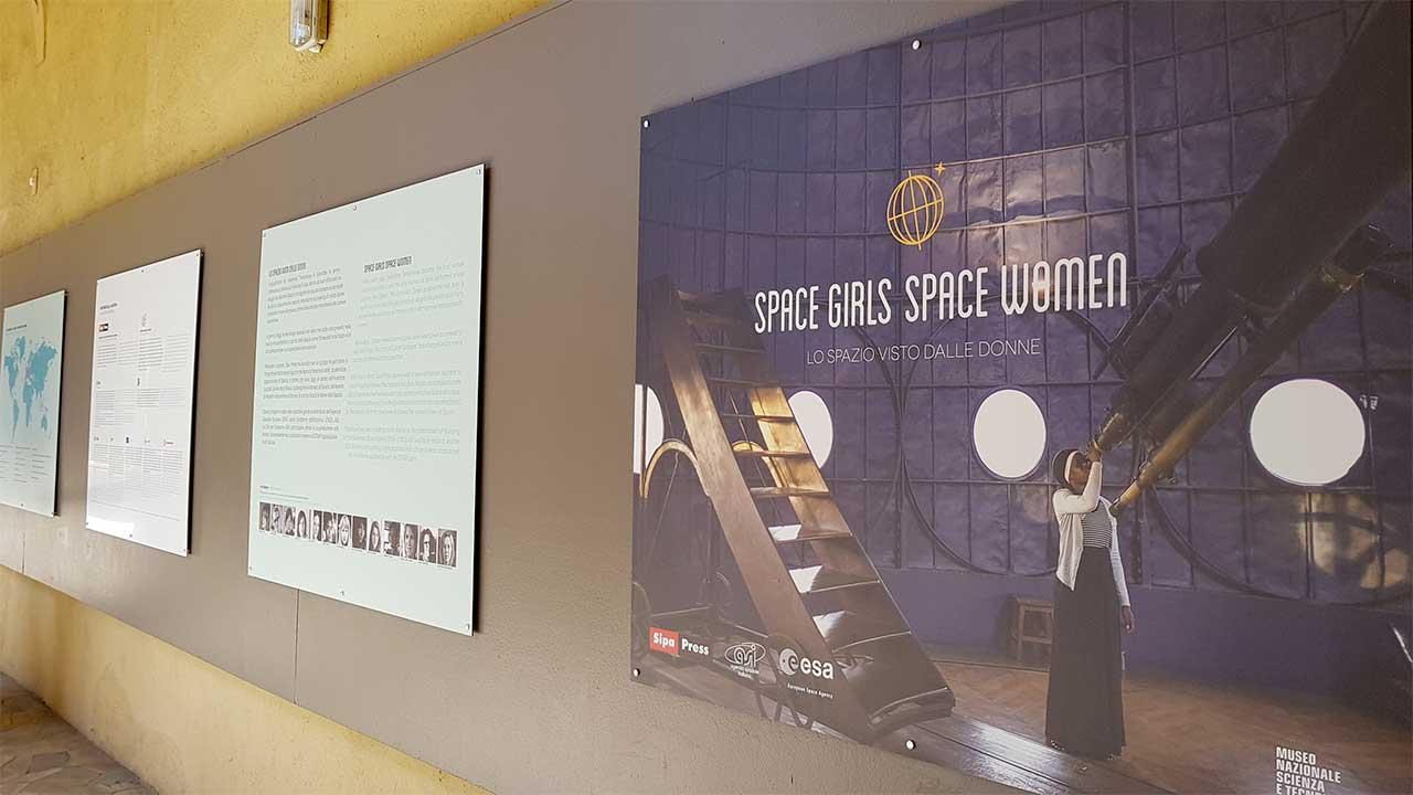 Mostra Space Girls Space Women: perché devi visitarla assolutamente thumbnail