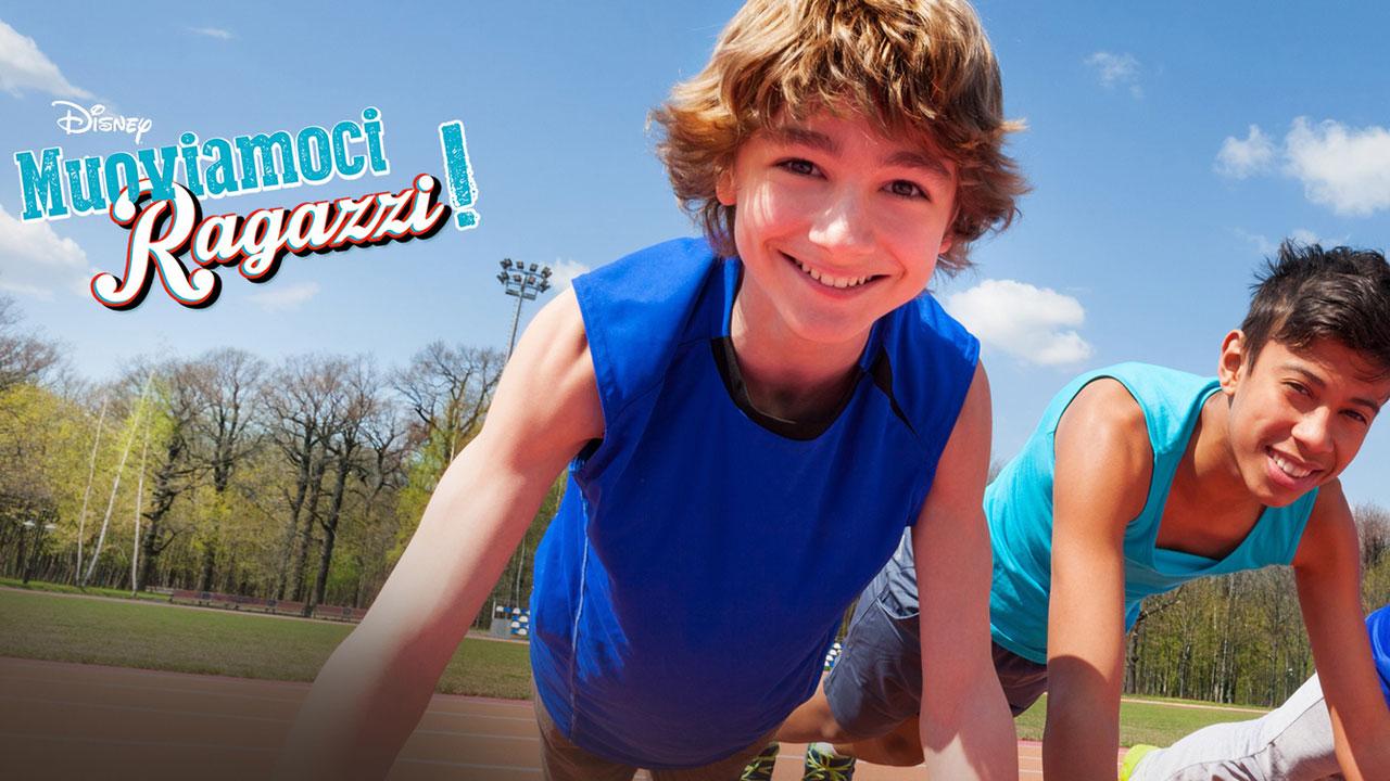 """""""Muoviamoci Ragazzi"""", il progetto che promuove lo sport come divertimento thumbnail"""