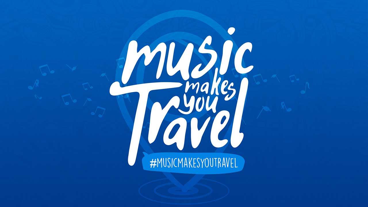 #MusicMakesYouTravel: scegliete la destinazione delle vacanze con una canzone thumbnail