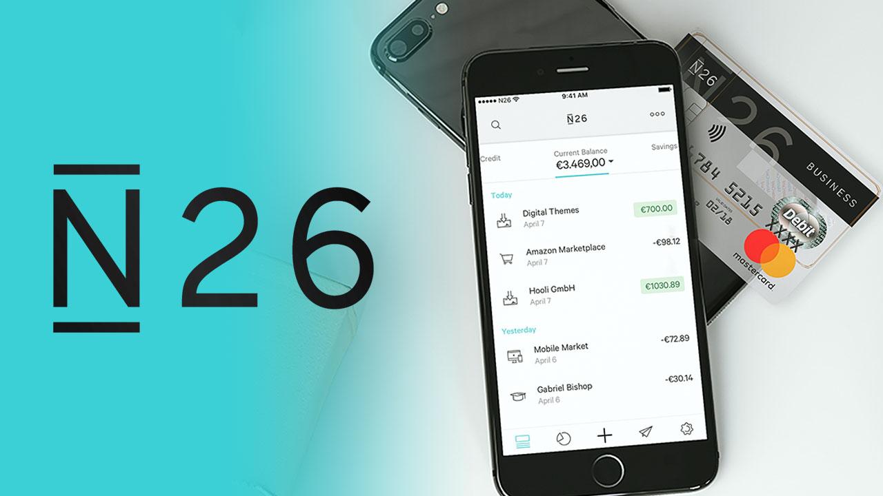 N26 recensione: che cos'è e come funziona la banca per smartphone thumbnail