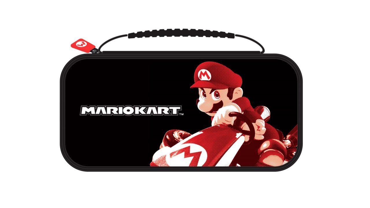 Nintendo Switch: ecco la custodia ispirata a Mario Kart 8 Deluxe thumbnail