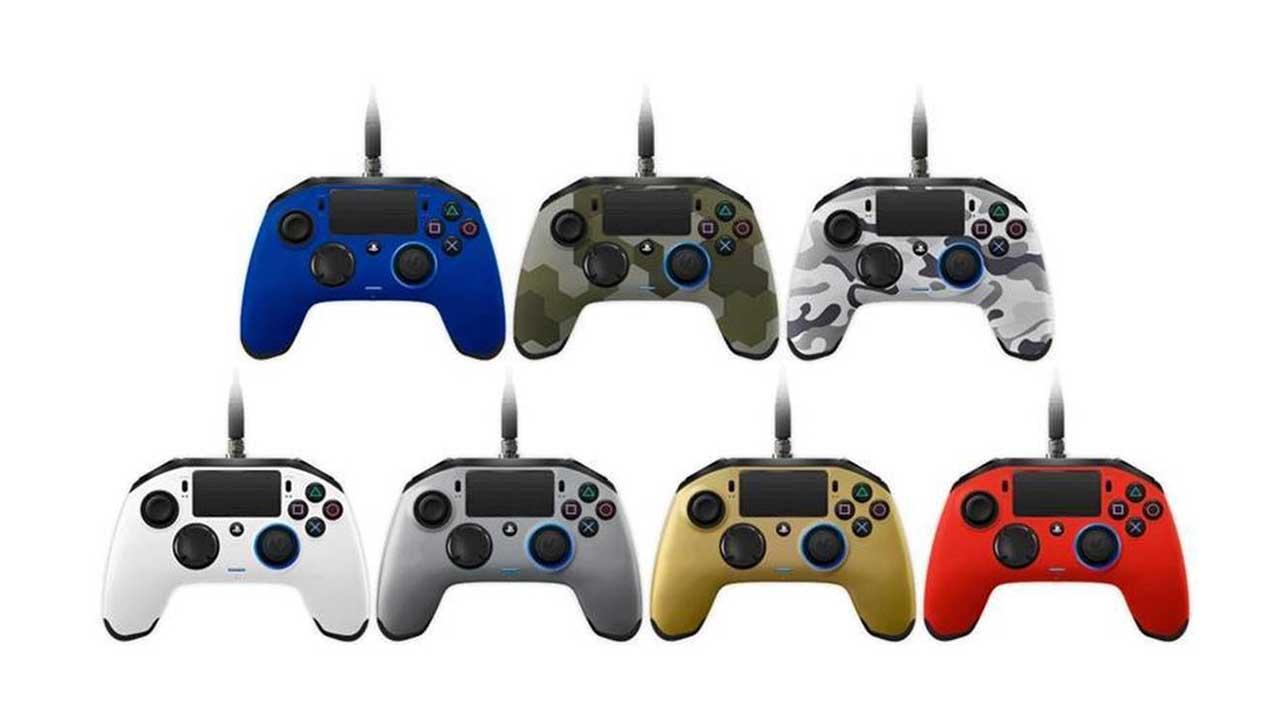 Revolution Pro Controller: arrivano 7 nuovi colori thumbnail