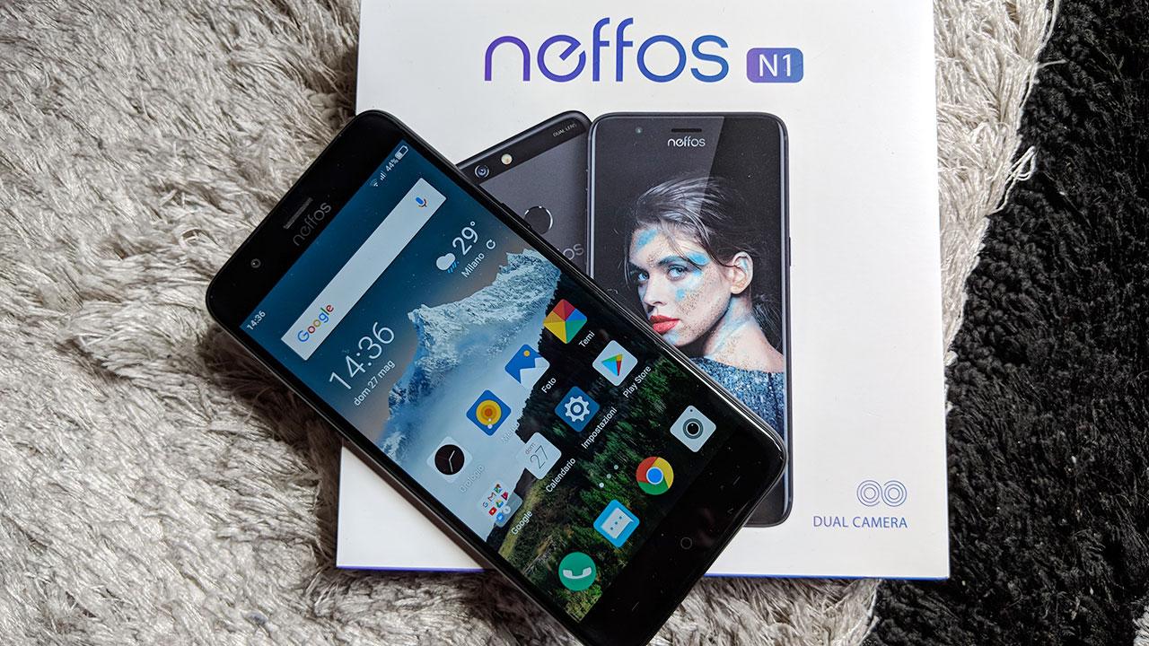 Recensione Neffos N1: campione di connettività thumbnail