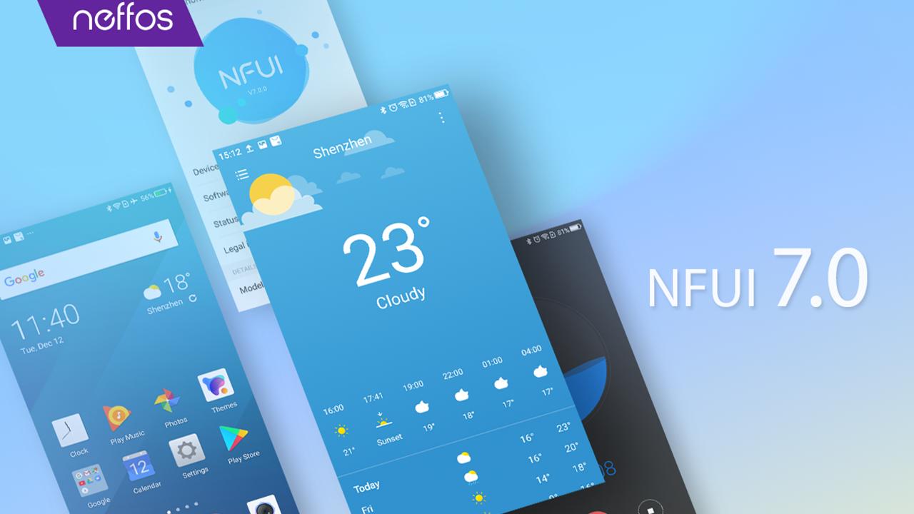 TP-Link: sugli smartphone Neffos arriva la nuova NFUI 7.0 thumbnail