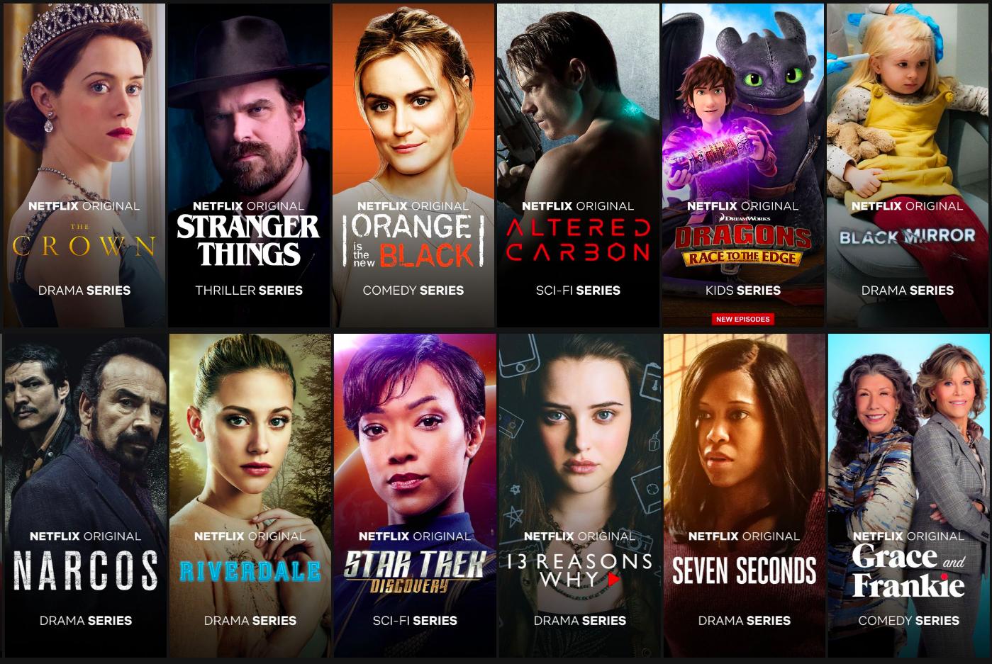 Netflix: un viaggio alla scoperta del Re dello streaming thumbnail