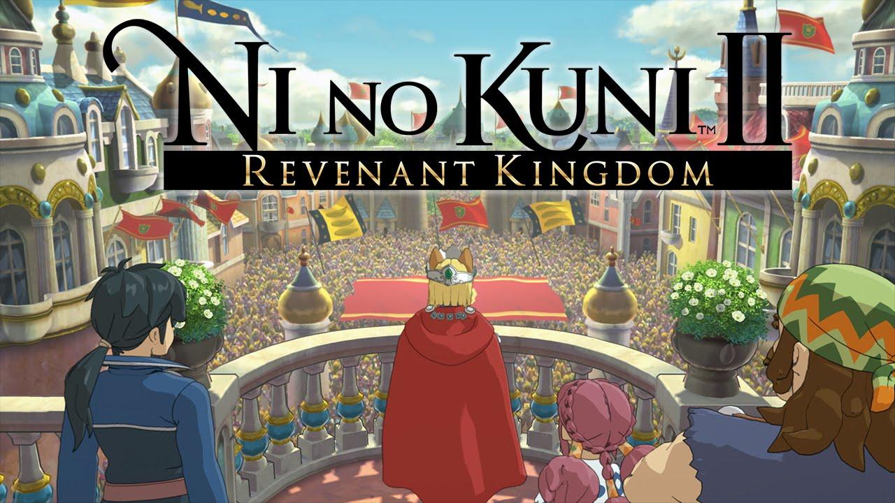 Ni No Kuni II: Revenant Kingdom: due trailer in attesa del lancio thumbnail