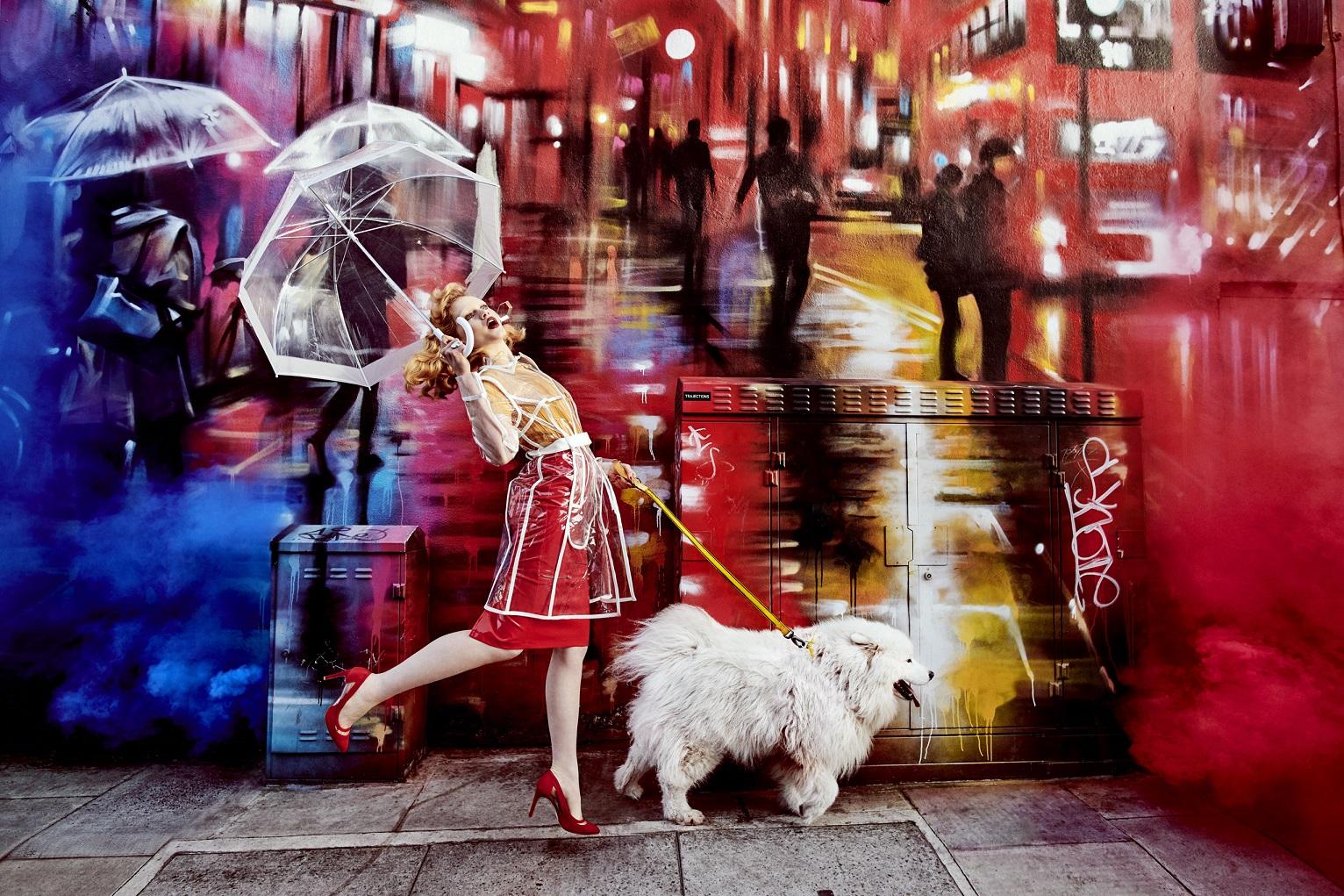 NIKON: la D850 coglie l'incontro tra la moda e i graffiti londinesi thumbnail